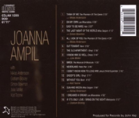 Joanna Ampil The Album  CD